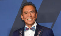 'Last of the Mohicans' Actor and Vietnam Vet Wes Studi Salutes Military Servicemen
