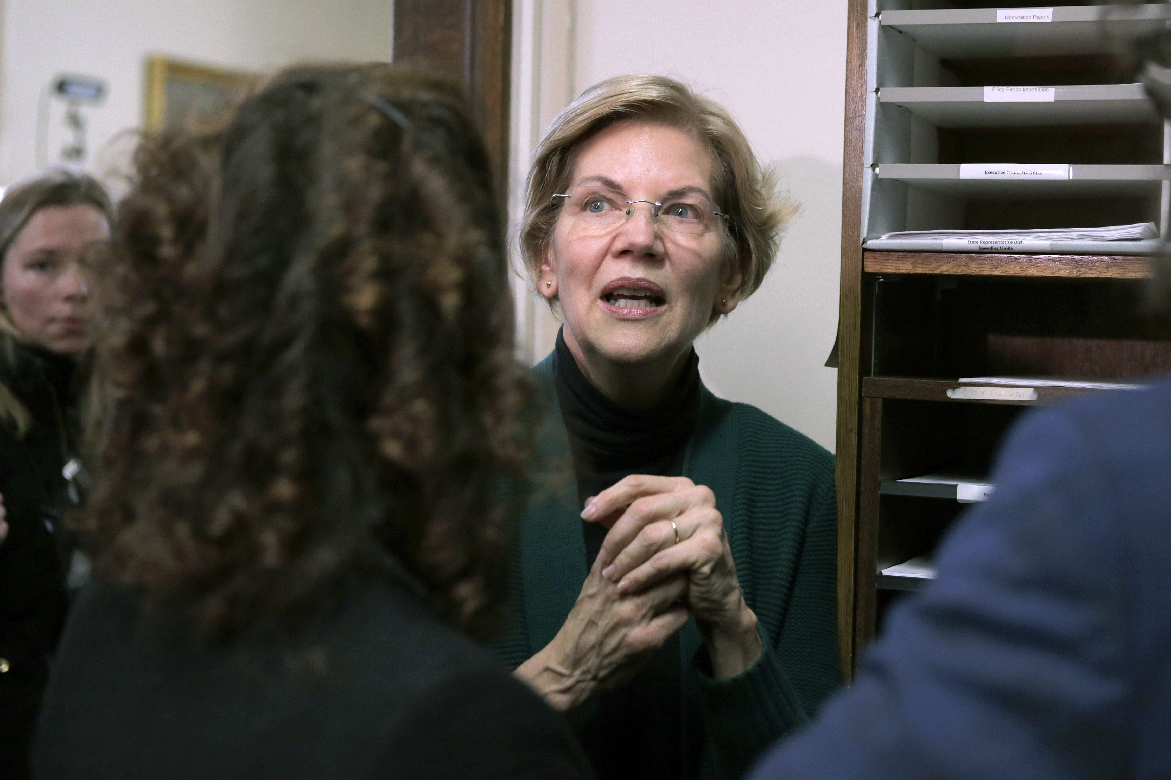 Warren Says She'd Wait Until 3rd Year in Office to Implement Medicare for All