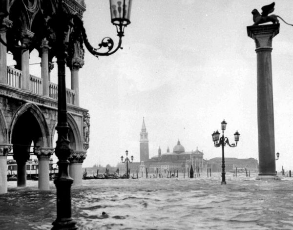 Italy Venice Flooding