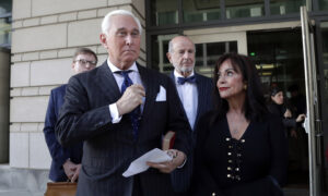 Roger Stone Says He'll Seek to Delay Start of Sentence In 'COVID-19 Infested Prison'