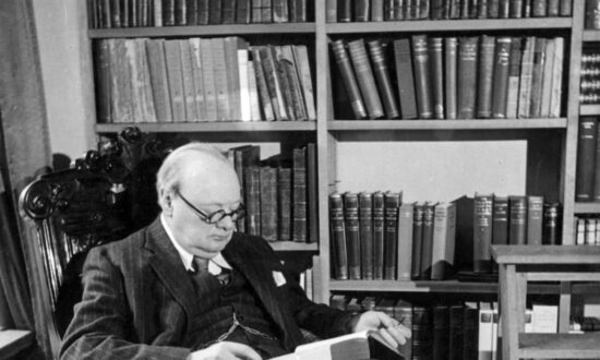 At Home With Winston Churchill