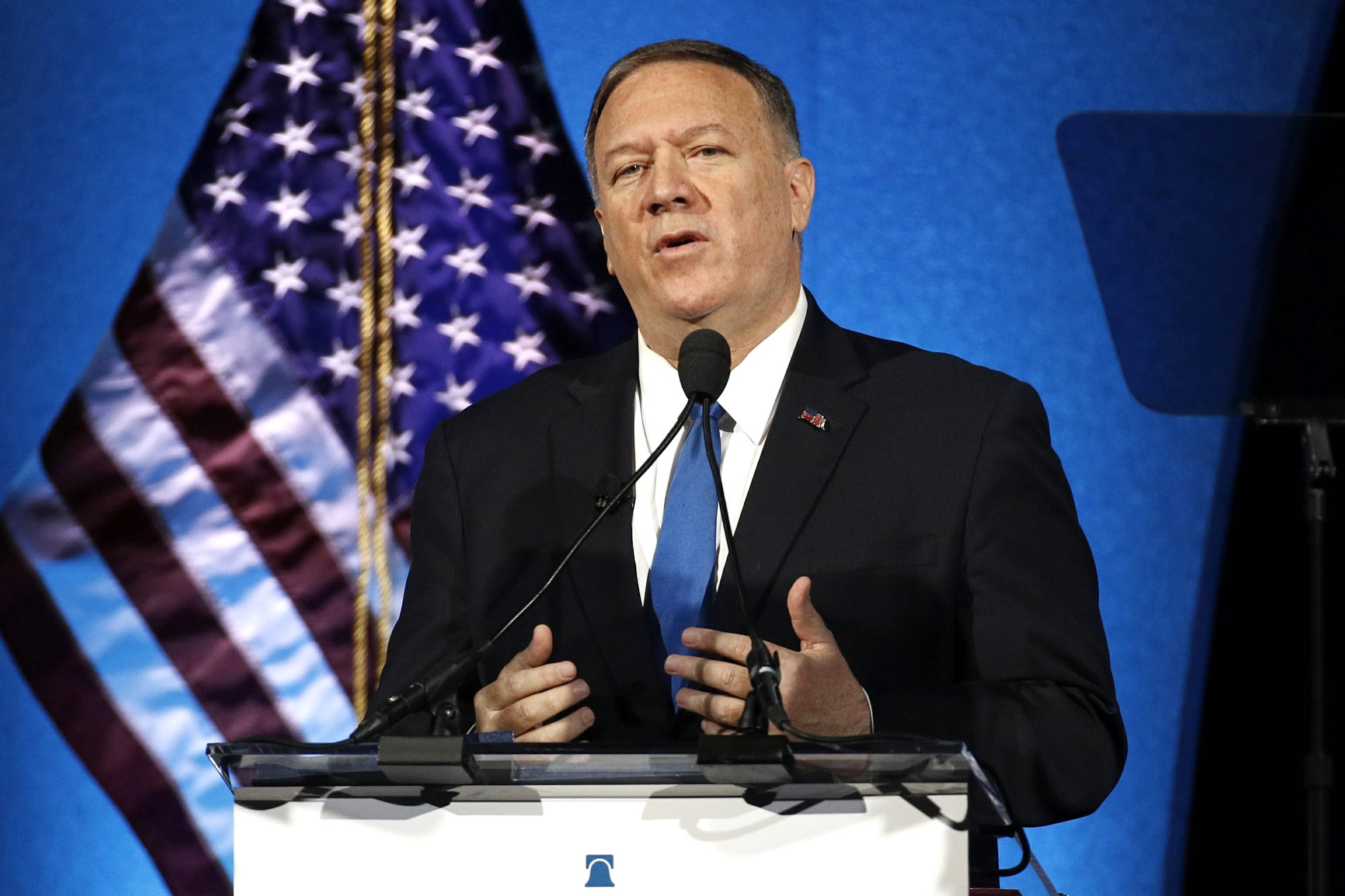 State Department Says Story Claiming Pompeo Will Resign Soon 'Completely False'