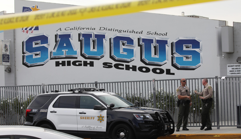 Santa Clarita High School Shooter Dies, Two Victims Identified