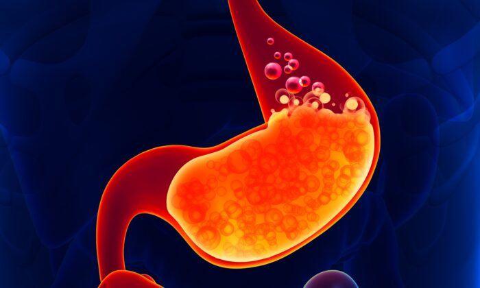 PPIs are common pill for common ailments like heartburn and indigestion. Unfortunately, they also affect a core biological function, affecting your entire body in dangerous ways. (decade3d - anatomy online/Shutterstock)