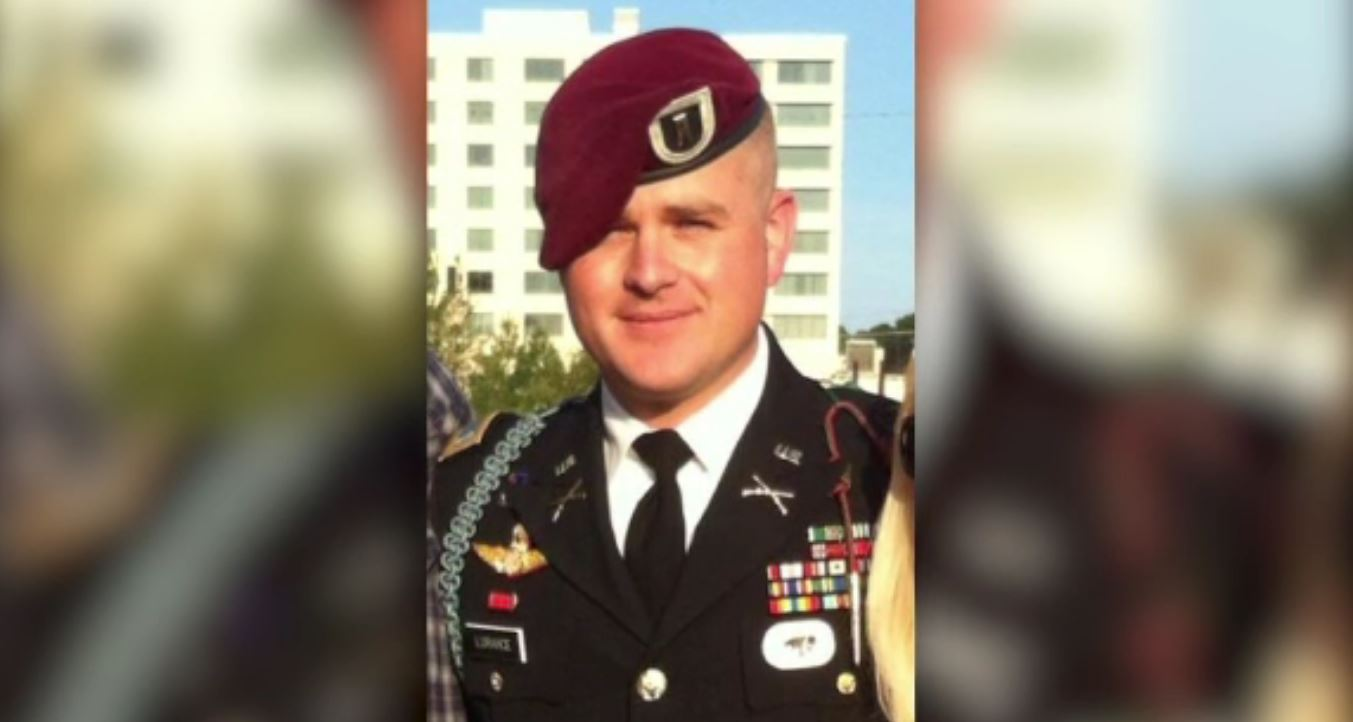 Army First Lieutenant Clint Lorance Released From Jail After Getting Clemency From President Trump