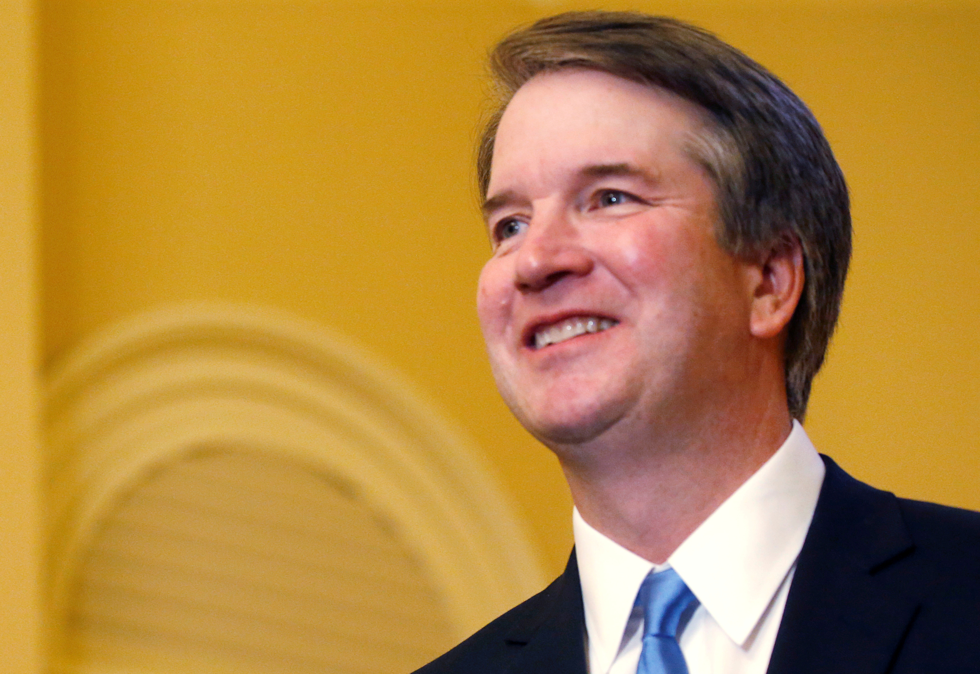 Kavanaugh Cites Litany of Friends as Source of Strength During 'Ugly' Confirmation Process