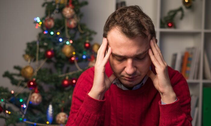 The holidays can bring a lot of extra stuff to do, leaving some of us stressed out. (tommaso79/Shutterstock)