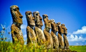 Easter Island: Land of Those Mysterious Stone Giants