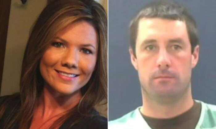 Kelsey Berreth (L) and  Patrick Frazee. (Courtesy of Berreth family/Teller County Sheriff's Office)