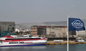 China's COSCO Invests in Largest Greek Port With Expansion Plans for Biggest European Port