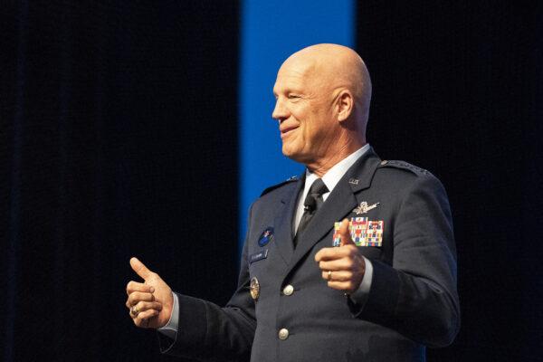 Gen. John Raymond discusses Warfighting in Space