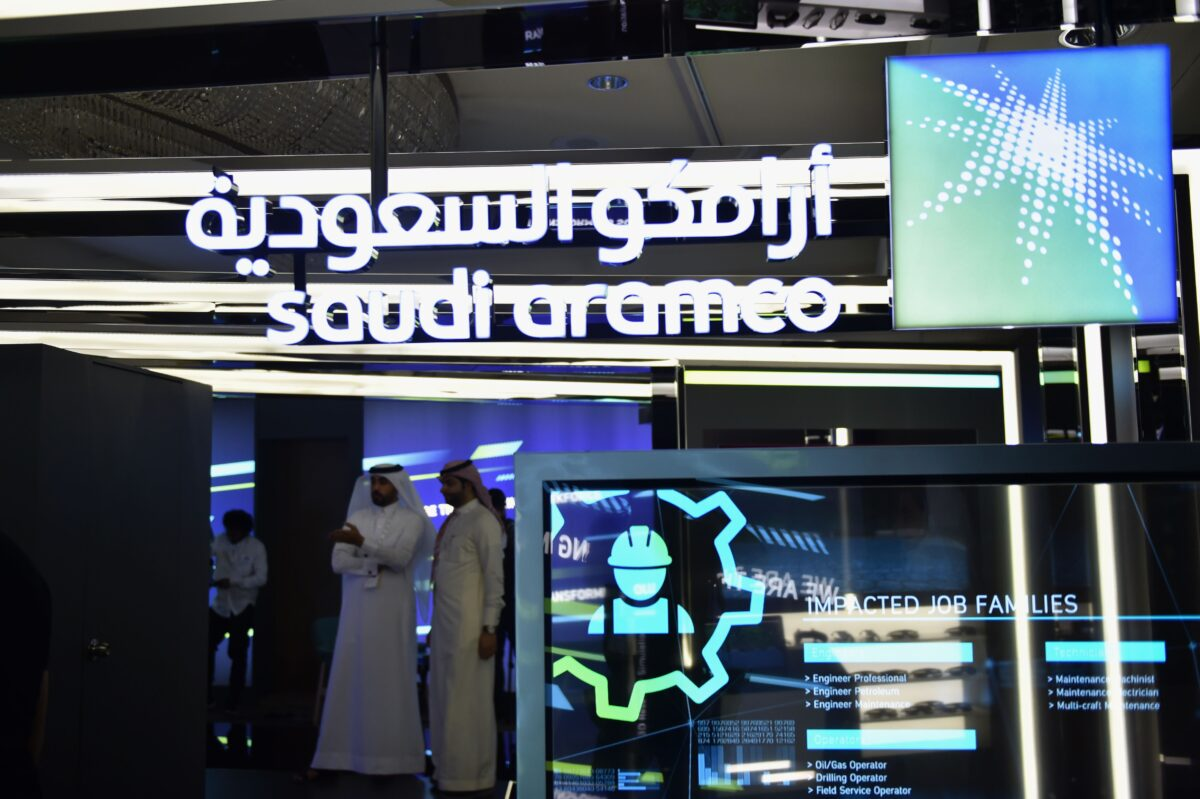 Saudi Aramco Raises Record $29.4 Billion in IPO Through Over-Allotment