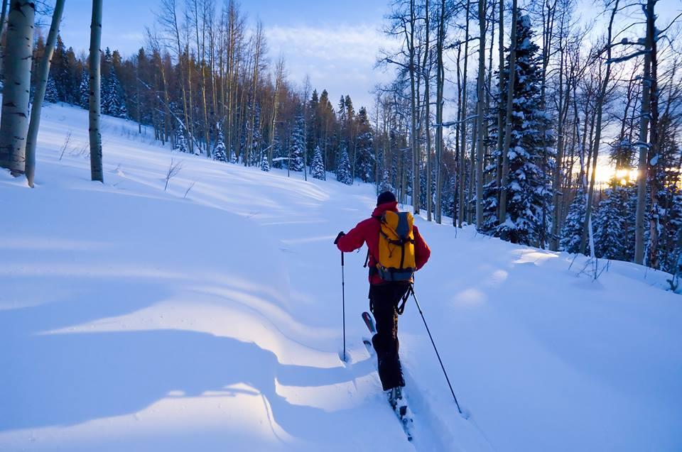 Mt. Orford Ski Resort.