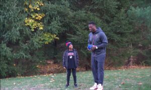 Benjamin Watson on Impacting Culture for the Better