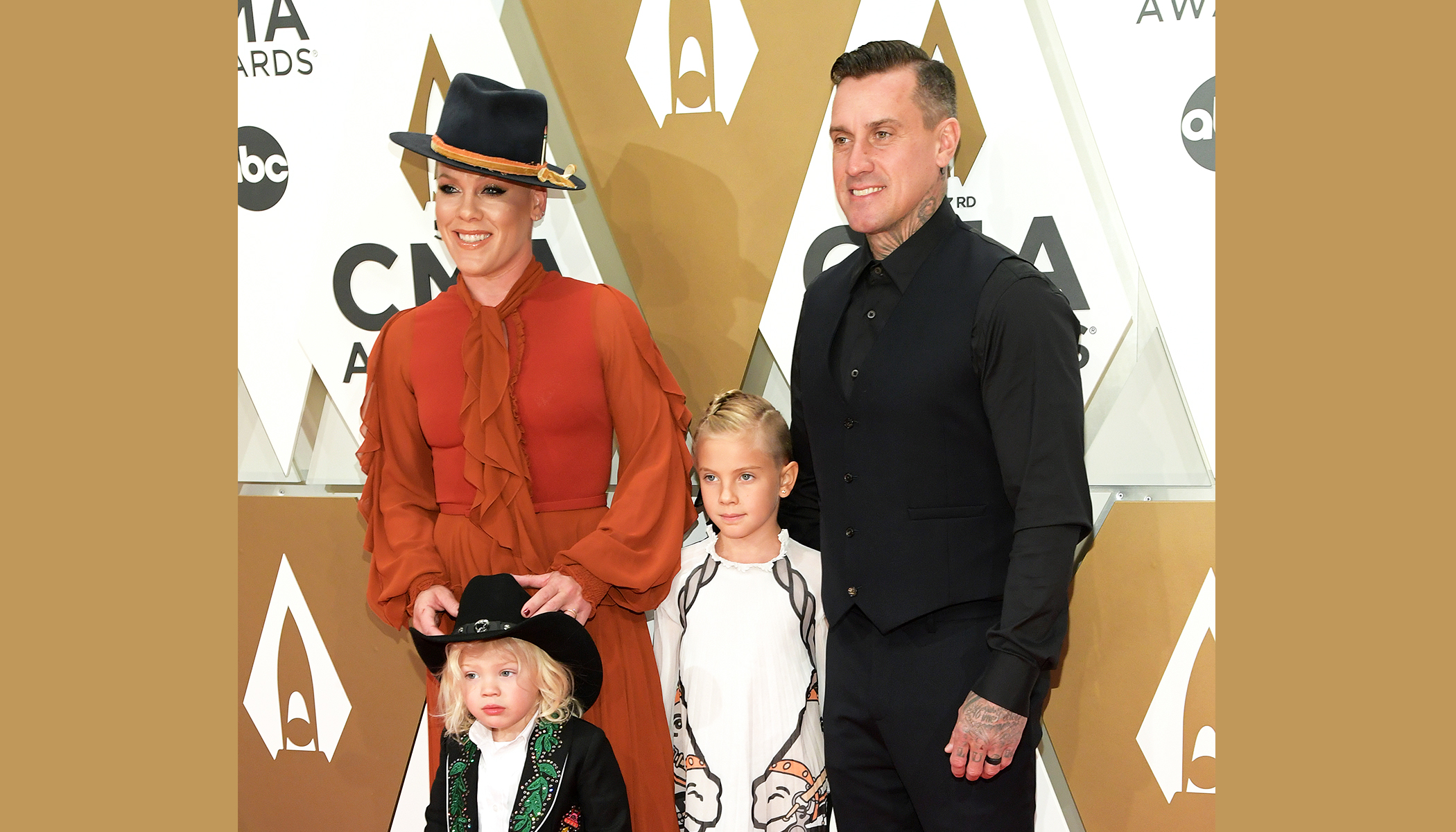 'It's the Year of the Family': Pink Announces Plans to Take a Break From Music