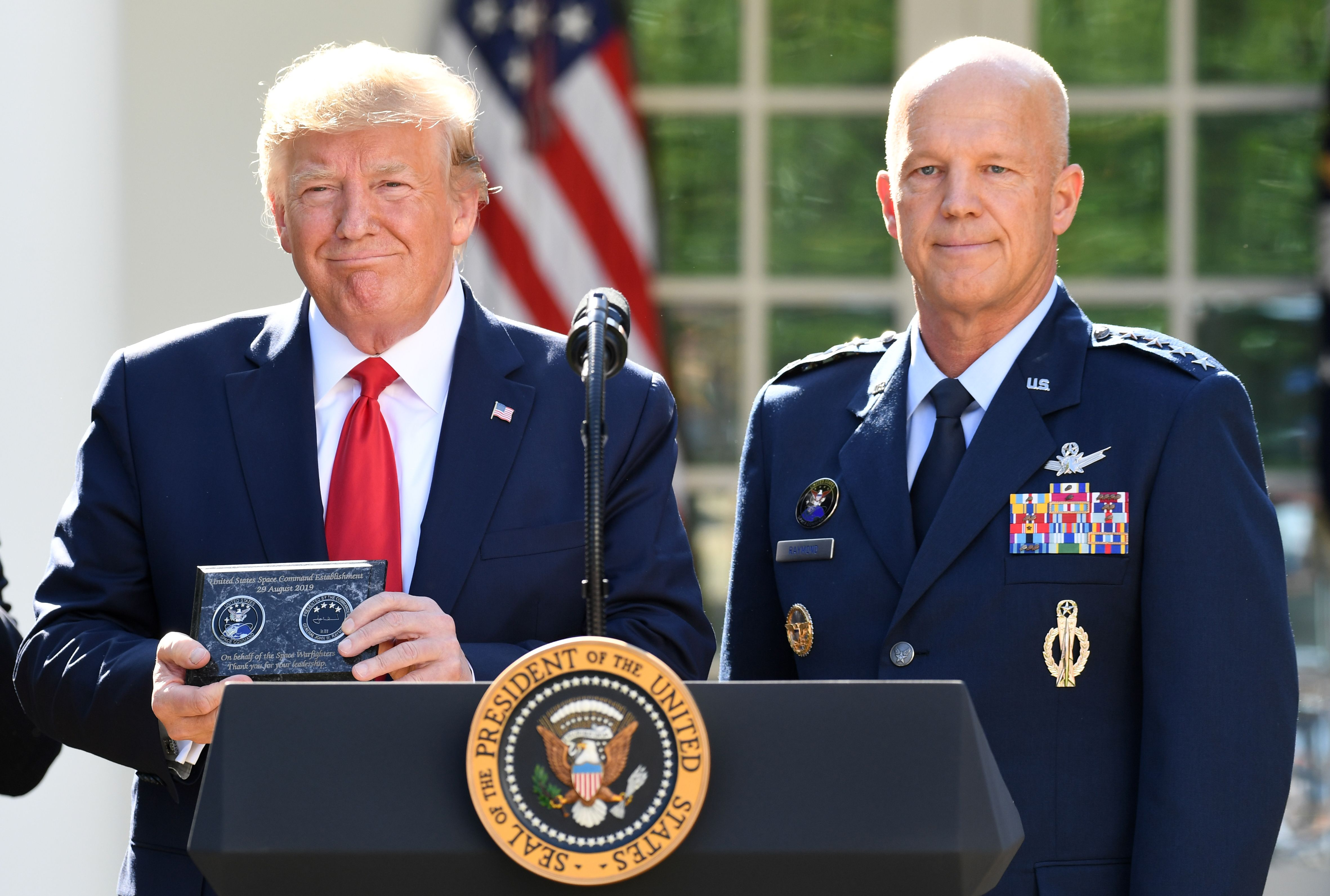Space Command Chief Outlines Advances as Space War-Fighting Threats Mount