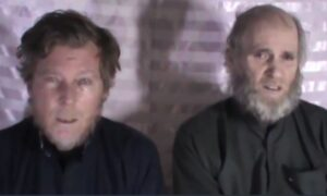 Taliban Releases American and Australian Professors in Prisoner Swap