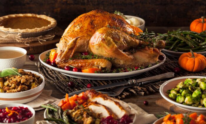 Turkey, it turns out, does more than tantalize your taste buds, it can also moderate your mood. (Brent Hofacker/Shutterstock)