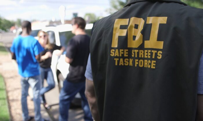 FBI victim specialists in Denver during an anti-trafficking operation in July 2019. (FBI)