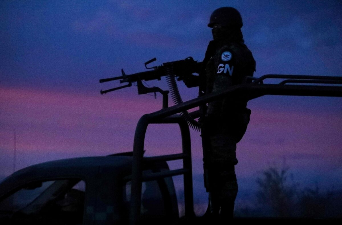 Violence in Mexico Highlights Need for Anti-Cartel Operations, Border Defense