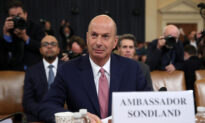Sondland Testifies He Had Not Been Told Trump Linked Ukraine Aid to Biden Investigations