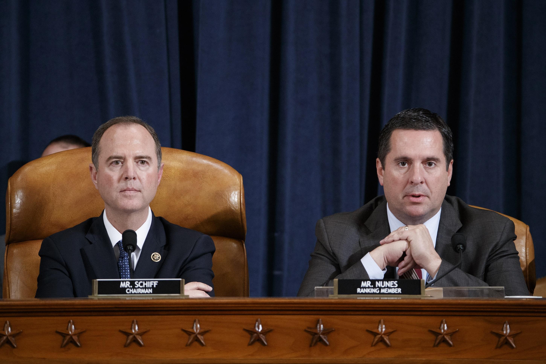 Rep. Devin Nunes Wants to Subpoena Whistleblower and Hunter Biden