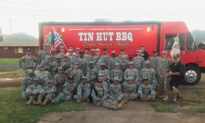 An Army Veteran Helps Soldiers Heal With BBQ
