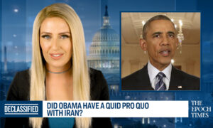 Did Obama have a Quid Pro Quo with Iran?