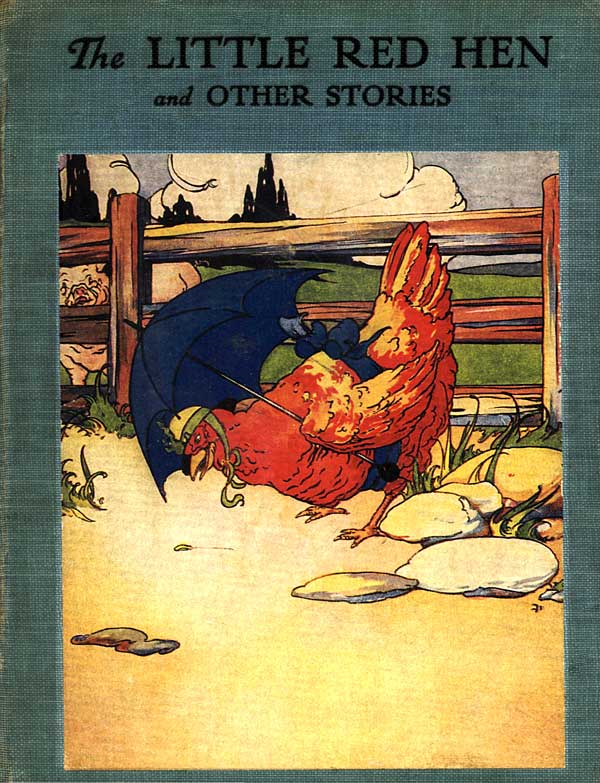 The_Little_Red_Hen_cover