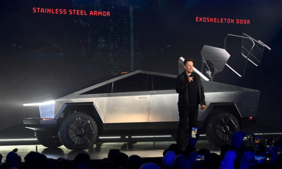 Tesla's Electric Pickup Breaks the Mould With Angular Design and Armored Glass