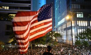 Voices From Hong Kong: the US Bill is Our Hope to Fight Against Authoritarianism
