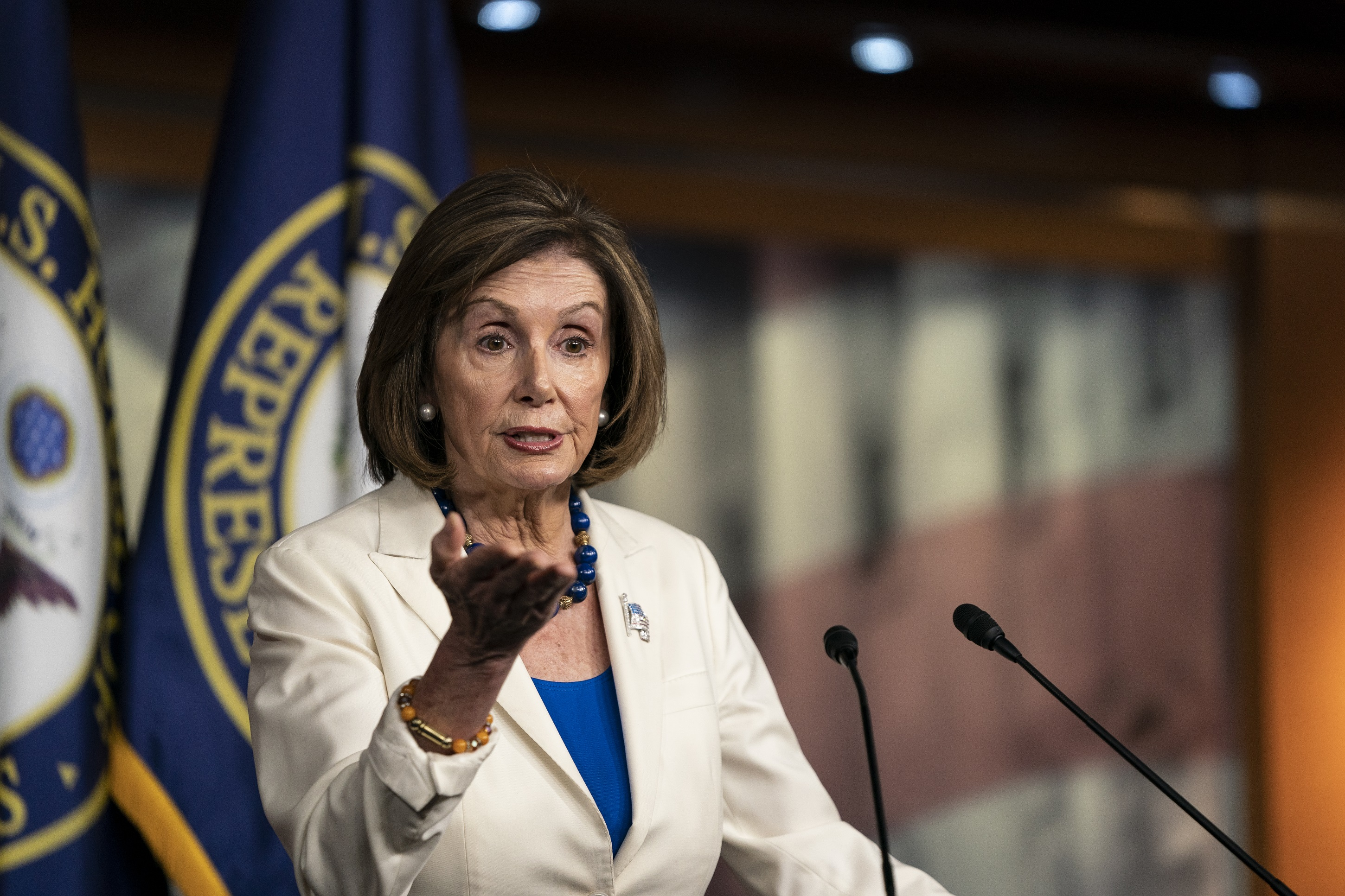 Pelosi Says US-Mexico-Canada Trade Deal Not Likely to Pass This Year