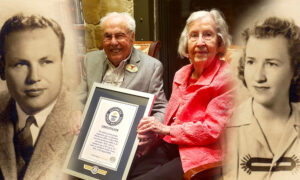 Oldest Living Couple in the World, Texas Centenarians Share the Secret of Their Long Marriage