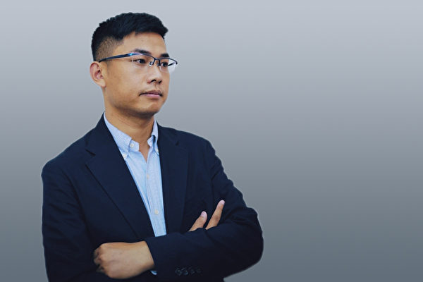Wang Liqiang, a former Chinese spy, has defected to Australia and offered to provide information about his espionage work to the Australian government. (Courtesy of Wang Liqiang)