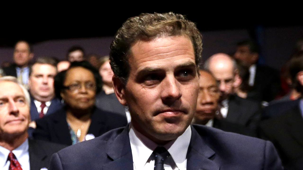 Mother of Hunter Biden's Baby Demands He Admit How Much He Was Paid by Burisma