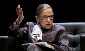 Justice Ruth Bader Ginsburg Released From Hospital After Fever, Chills