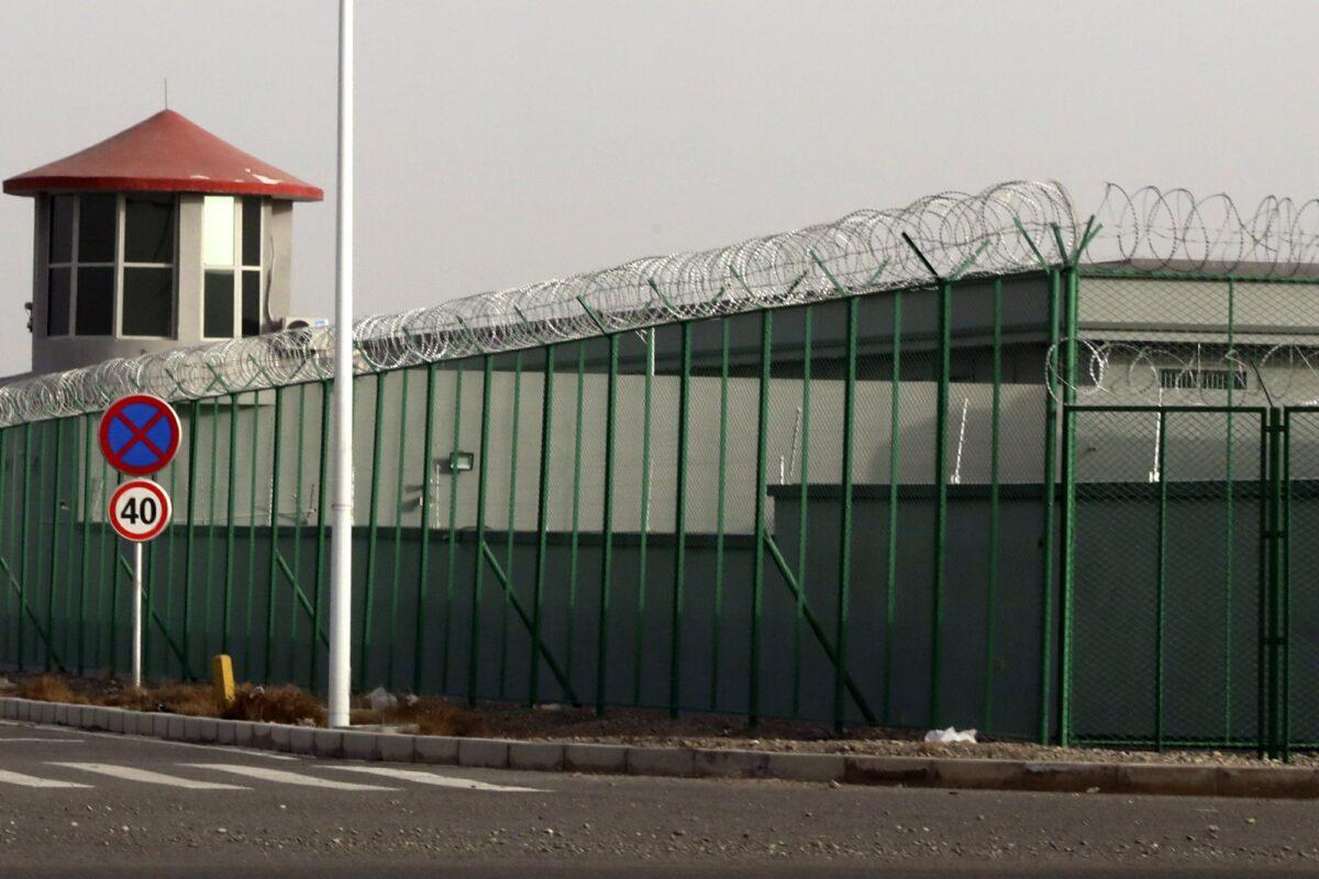 China detention camp Uyghurs