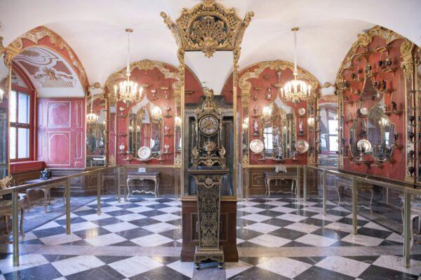 Dresden's Green Vault in Dresden