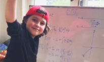 9-Year-Old Genius Almost Finished Degree in Electrical Engineering, With Sights on PhD