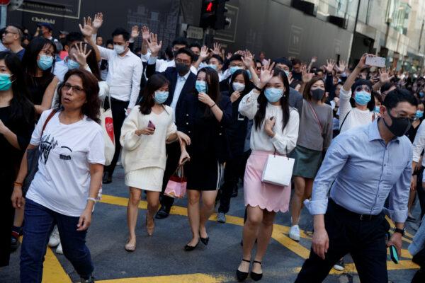 hong kong election poll