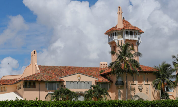 U.S. President Donald Trump's Mar-a-Lago Club is shown ahead of the arrival of Hurricane Dorian in Palm Beach, Florida, U.S. on Aug. 31, 2019. (Joe Skipper/Reuters)