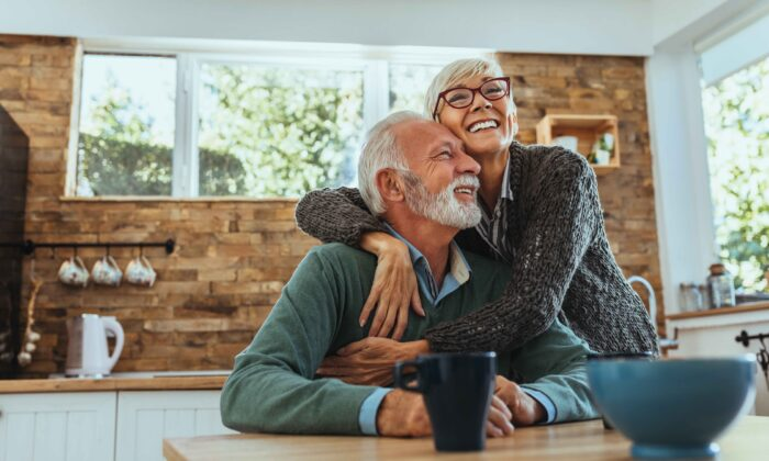 If we look at our marriage as something to give to, instead of something to take from, we will have the mindset to create a resilient and healthy partnership.  (bbernard/Shutterstock)