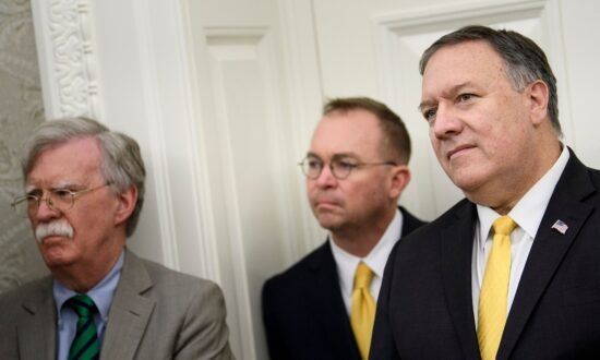 Trump Wants Pompeo, Bolton, and Mulvaney to Testify in Impeachment Probe