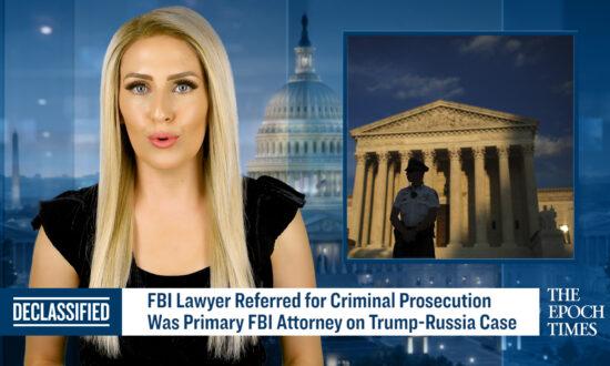 FBI Lawyer Referred for Criminal Prosecution