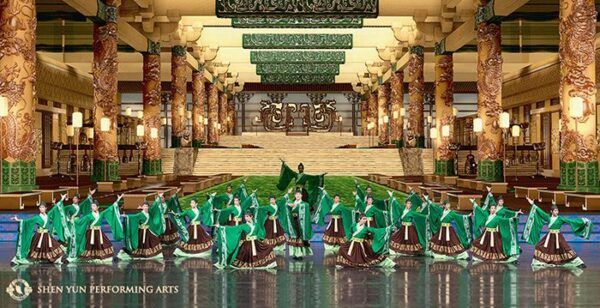Enjoy a music and dance performance of traditional Chinese culture with Shen Yun. (Courtesy of Shen Yun Performing Arts)