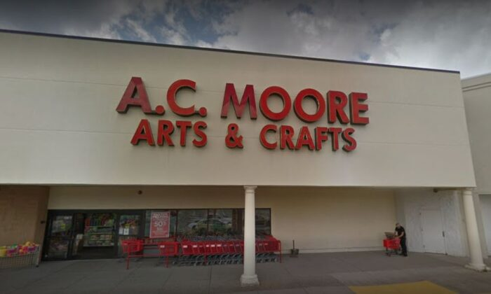 Retailer AC Moore announced it will shutter all of its arts-and-crafts stores, according to a statement. (Google Street View)