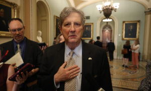 Sen. John Kennedy Says 'I Was Wrong' in Saying Ukraine Might Have Hacked DNC