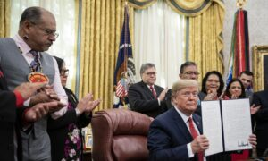 Trump Establishes Task Force on Missing and Murdered Native Americans