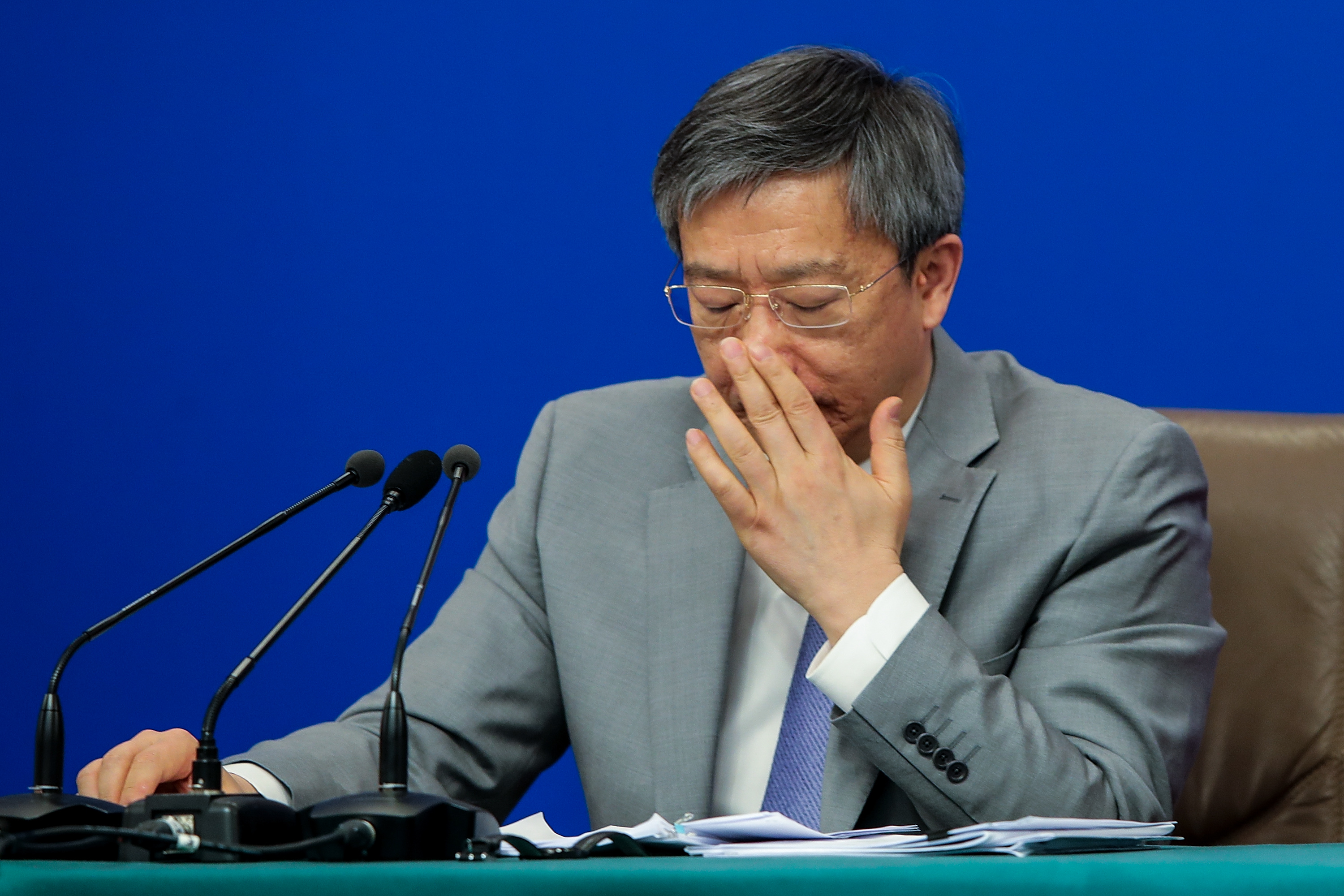 Bank Runs, Soaring Food Prices Heighten China's Economic Woes