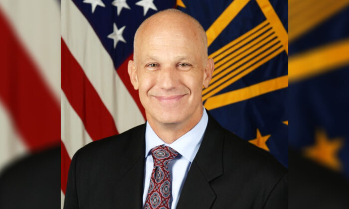 James Baker, director of the Office of Net Assessment at the Department of Defense.  (U.S. Department of Defense)